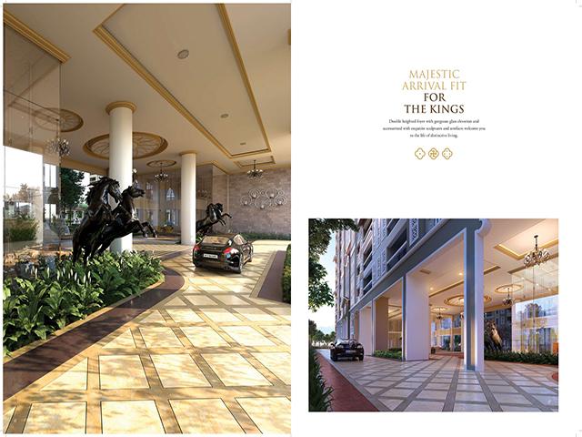 Apple Altura Rajkot Luxury 4 bhk, Rajkot Luxury 5 bhk at Nana Mava Circle 150 Ft. Ring Road