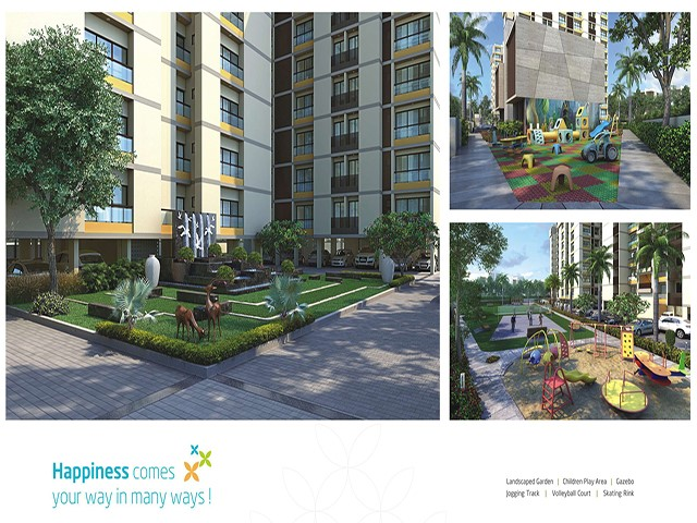 Apple Greens Luxury 2 Bhk | Apple Greens Luxury 3 Bhk on Jamnagar Road