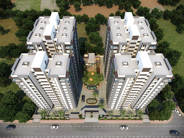 Apple Elegance 2 BHK Flats Gallery