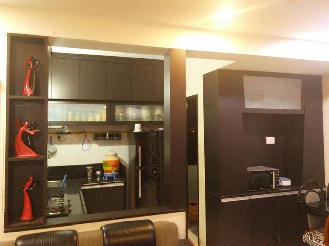 2-BHK Flat/Builder Floor Apartment Near Kalavad Road For Sale