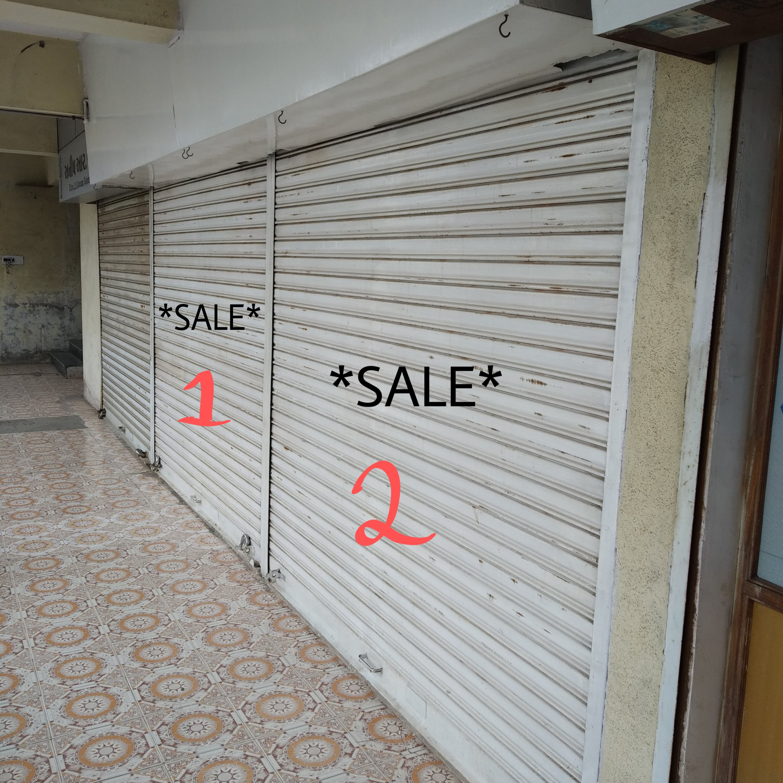 Two shutter