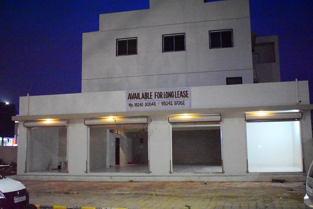 Commercial Building on Raiya Road